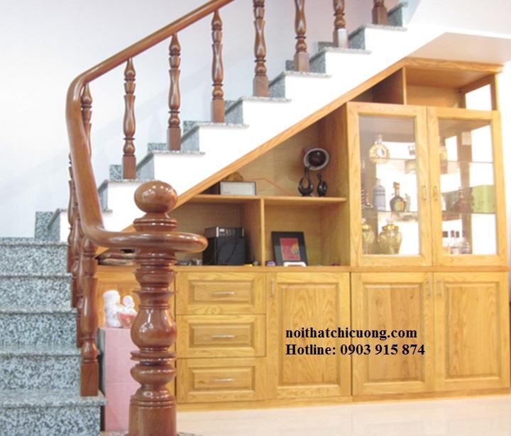 Nội Thất Phòng Khách - Tủ Rượu - 040