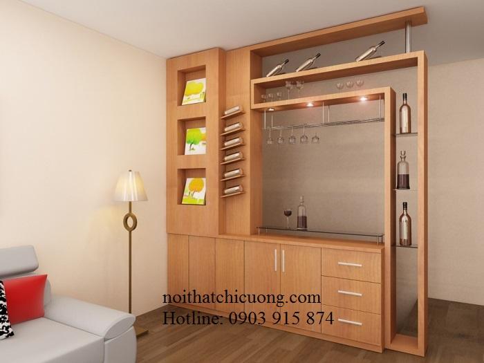 Nội Thất Phòng Khách - Tủ Rượu - 038