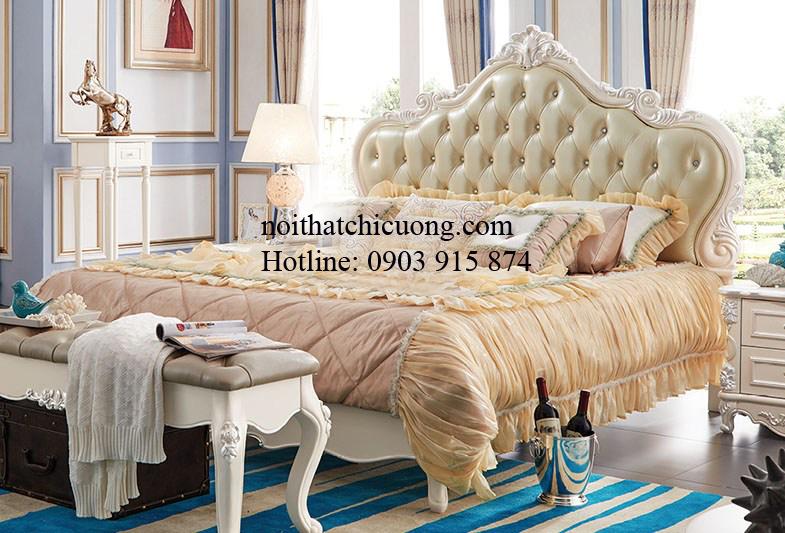 Nội Thất Phòng Ngủ - Giường Ngủ - 128