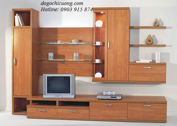 Nội Thất Phòng Khách - Kệ TiVi - 062