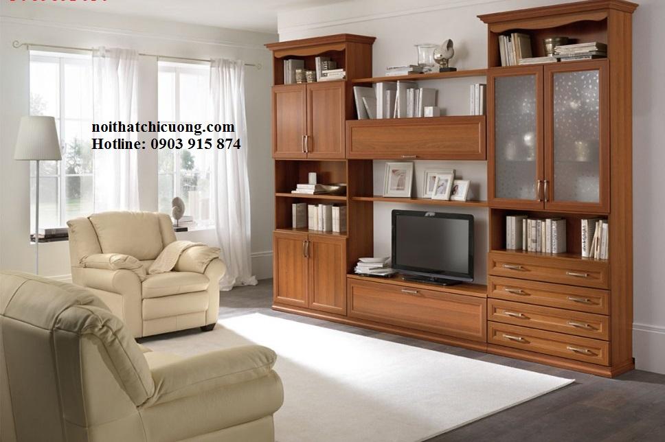 Nội Thất Phòng Khách - Kệ TiVi - 068