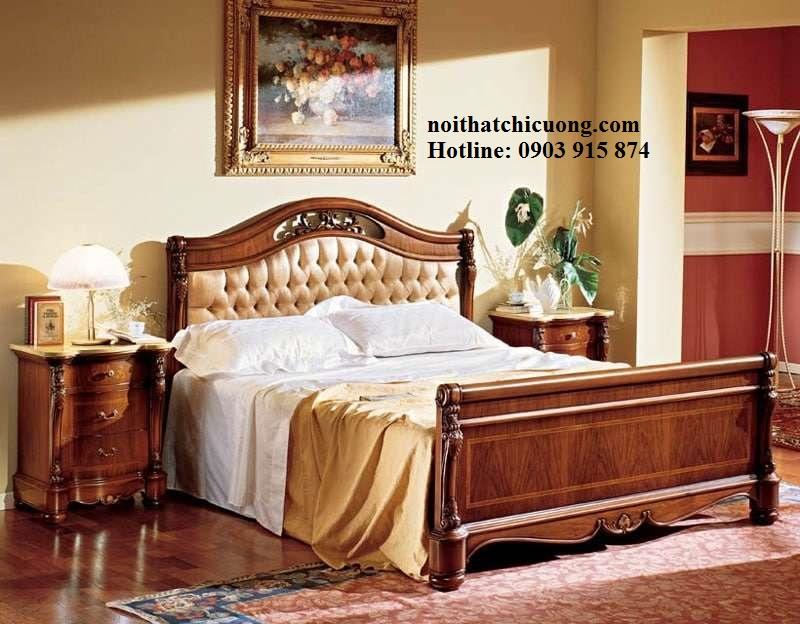 Nội Thất Phòng Ngủ - Giường Ngủ - 130