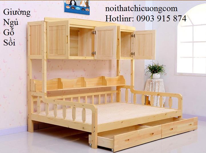 Nội Thất Phòng Ngủ - Giường Ngủ - 131