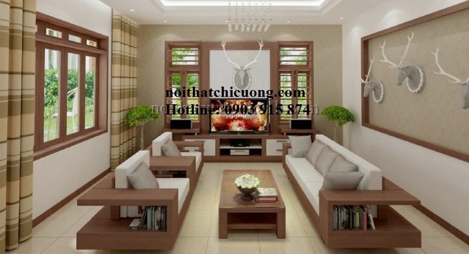 Nội Thất Phòng Khách - Bàn Ghế - 168