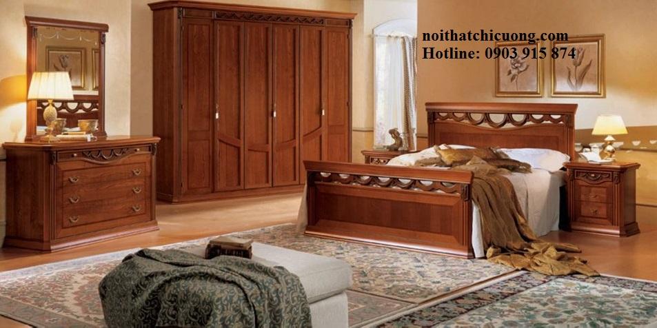 Nội Thất Phòng Ngủ - Giường Ngủ - 144