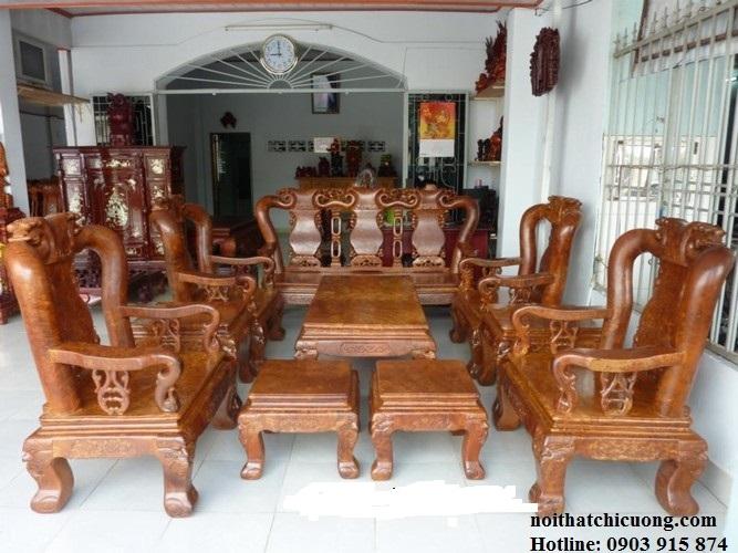 Nội Thất Phòng Khách - Bàn Ghế - 173