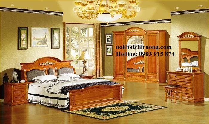 Nội Thất Phòng Ngủ - Giường Ngủ - 152