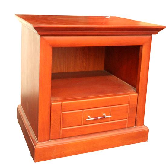 Tủ Đầu Giường Cổ Điển Gỗ Căm Xe -027