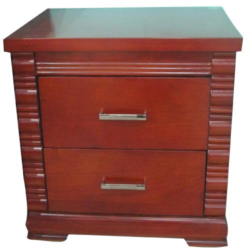Tủ Đầu Giường Hiện Đại Bằng Gỗ Gỏ Đỏ -022