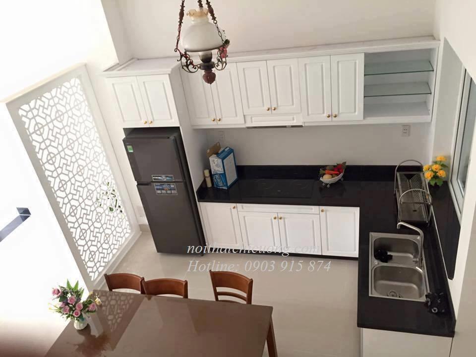 Nội Thất Phòng Bếp - Tủ Bếp Chữ L - 118