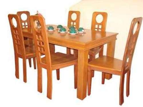 Bộ Bàn Ăn Phòng Bếp Nhà Phố Gỗ Huỳnh Đàng -029