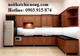 Nội Thất Phòng Bếp - Tủ Bếp Chữ L - 125