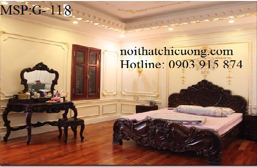 Nội Thất Phòng Ngủ- Giường- 118